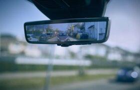 Ford Smart Mirror: lo specchietto retrovisore intelligente