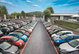 Punto Anfia: l'auto in Italia a marzo