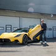 Maserati MC20: guidarla è da urlo