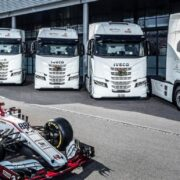 F1, Alfa Romeo Racing Orlen: da Iveco i nuovi S-WAY