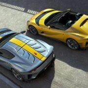 Ferrari Competizione: evoluzione inarrestabile