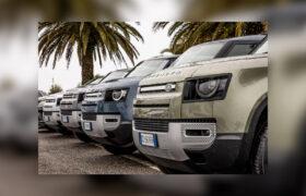 Land Rover: già nel futuro, forte del passato