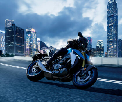 """Suzuki GSX-S1000: """"nuda"""" e aggressiva"""