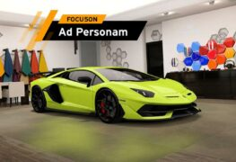 Lamborghini Ad Personam: le 5 cose che non sai