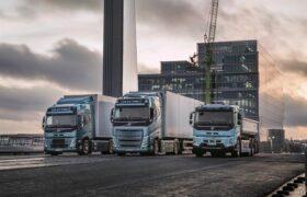 Volvo Trucks per l'elettrificazione del trasporto merci