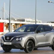 Nissan Juke evolve: Enigma entra nel futuro