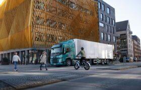 Volvo Trucks: aggiunti quattro suoni unici ai suoi camion elettrici
