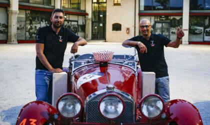 Mille Miglia: trionfa l'Alfa Romeo