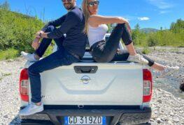 Nissan Navara, con Elena Giaveri e Diego Maiolo