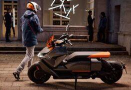 BMW CE 04: rivoluzione silenziosa a due ruote