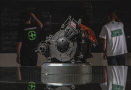 Energica: ecco il nuovo motore elettrico EMCE