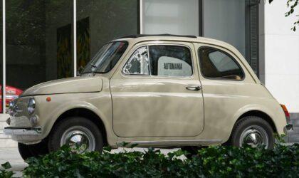 Automania: la Fiat 500 nella nuova mostra del MoMA di New York
