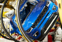 Produzione automotive: focus di Anfia su maggio