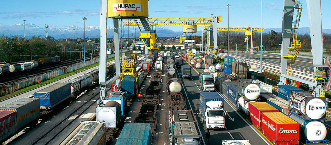 Trasporti nell'Ue: intermodalità da sfruttare