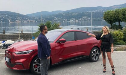 Mustang Mach-E, con Elena Giaveri e Mauro Scarpolini