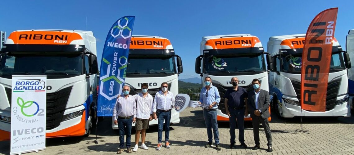 Iveco: dieci S-Way a Riboni RBN per il trasporto farmaci sulle tratte internazionali