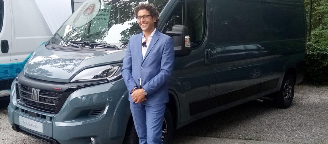 Vega Day: c'è Fiat Ducato sul podio
