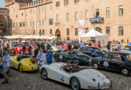 Gran Premio Nuvolari: cresce l'attesa per la trentunesima edizione