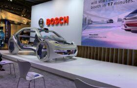 Salone di Monaco: Bosch, dai servizi alla sicurezza di guida