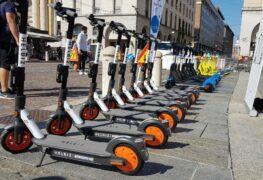 Mobility Week: campagna di sicurezza per monopattinie bici