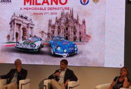 Rally di Montecarlo Historique: partirà da Milano anche nel 2022