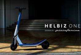 Helbiz One: by Pininfarina per distinguersi